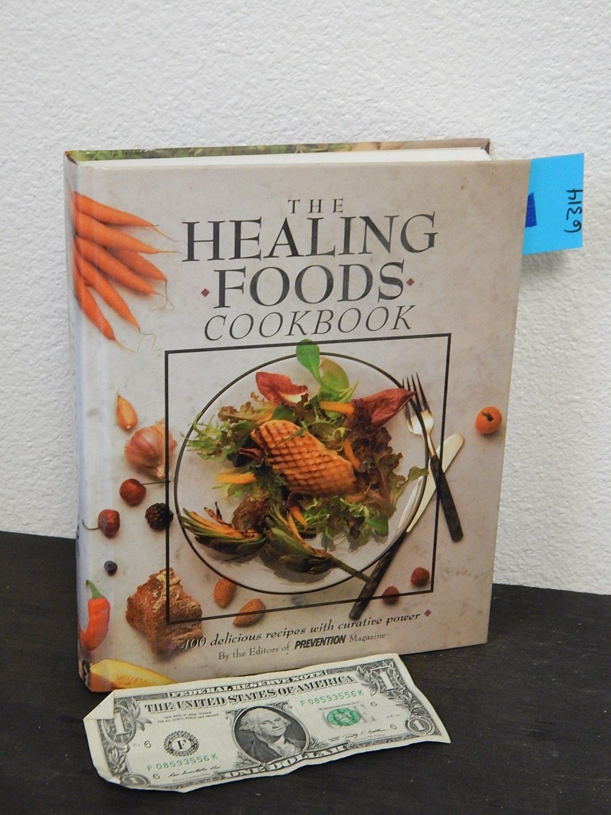 BD6314- The Healing Foods Cook Book