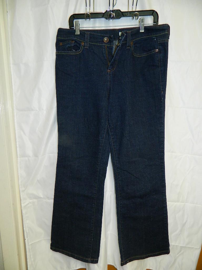 AA2950- WOMEN'S Size 12S DKNY Jean's LIKE NEW