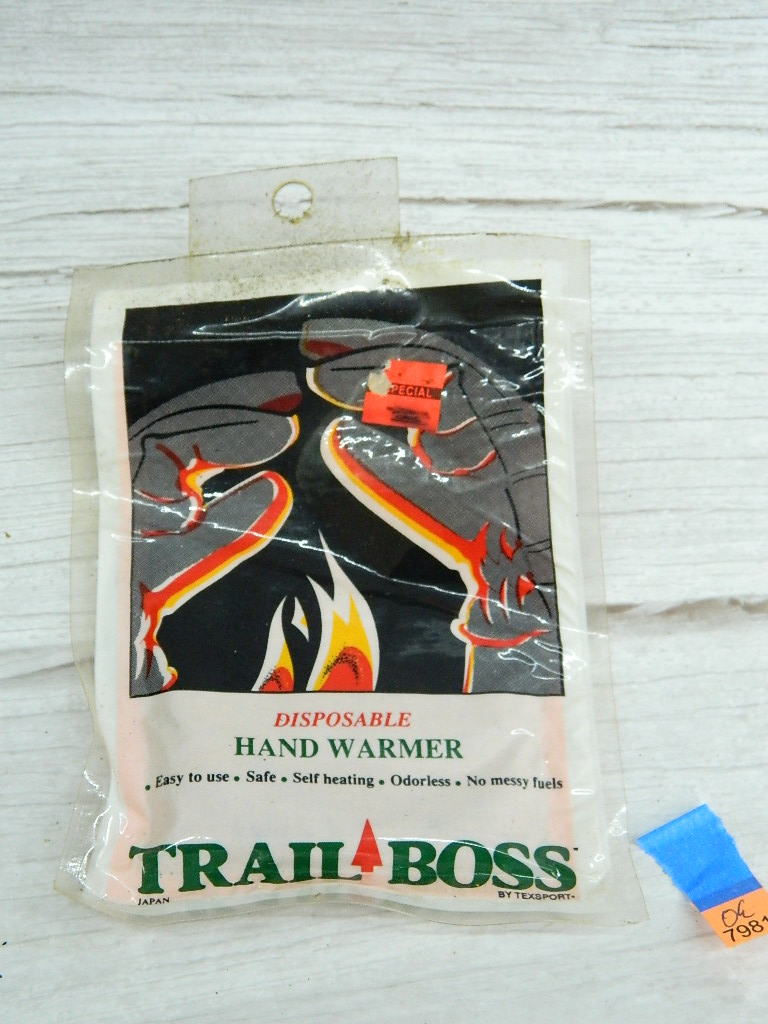 OE7981- SEALED TRAILBOSS Disposable Hand Warmer Up to 18 Hours