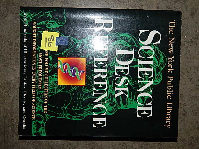 86-Science Desk Reference Book