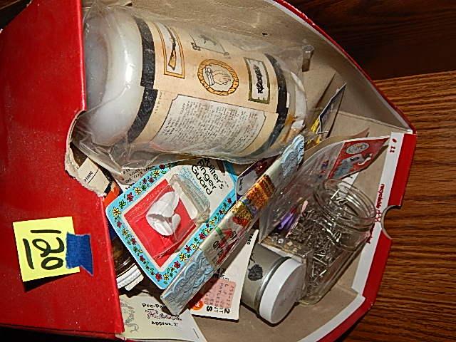 120-Box of Crafts