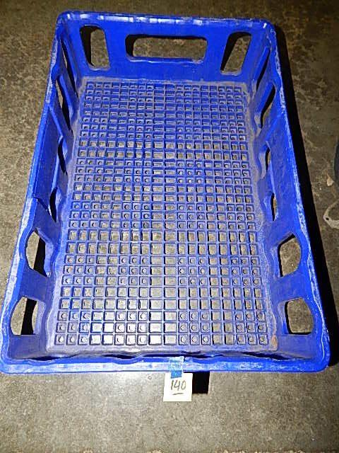 MJ140-Blue Crate Flat