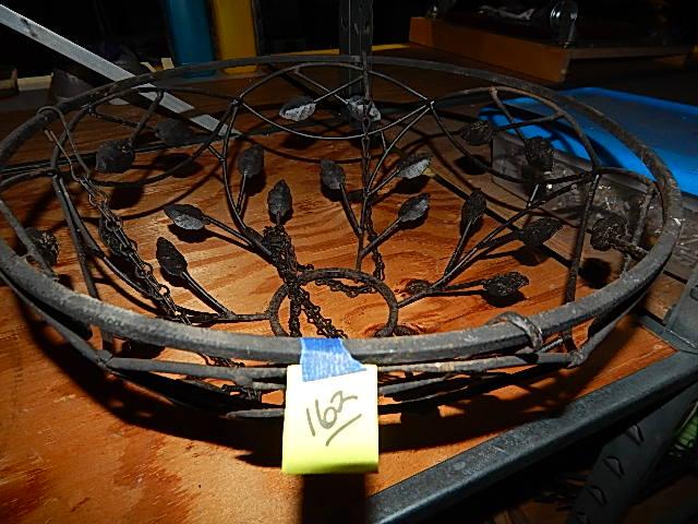 CB162-Hanging Plant Basket