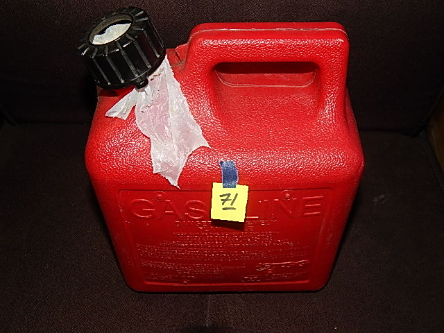 71-1 Gal Gas Can