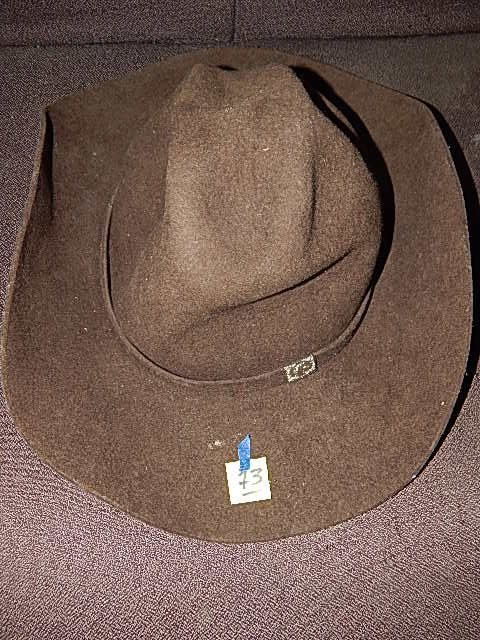 73-Twinstone Cowboy Hat